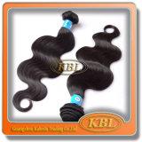 Pode ser a extensão brasileira do cabelo da tintura