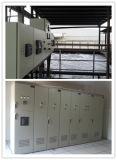 400 mètres cubes par projet de traitement des eaux de perte d'usine de textile de jour