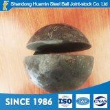 A venda quente moinho de 3.5 polegadas forjou a esfera para o moinho de moedura da esfera do cimento