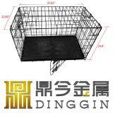 Cages animales se pliantes de qualité superbe