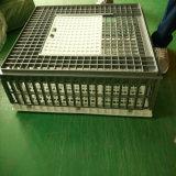 Het plastic Krat van het Vervoer HDPE van 100% Maagdelijk Materiaal