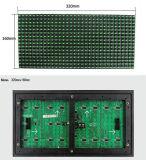 [ب10] [لد] انحدار لوح إعلان متحرّك رسالة وحدة نمطيّة خارجيّ مسيكة اللون الأخضر [لد] عرض وحدة نمطيّة