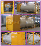 Safety 최고 ISO Standard 20ft 또는 40ft LPG Storage Tank Container