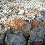 石造りのケージのためのWeiyue Gabionの網