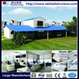 Huizen van het Staal van Customed de Moderne Modulaire die in China worden gemaakt