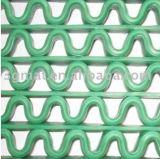 Циновка настила змейки PVC, циновка PVC полая, циновка s