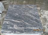G261舗装および壁のクラッディングのための灰色の花こう岩のタイルのJuparanaの花こう岩
