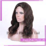 Parrucche piene della parte anteriore del merletto dei capelli umani di densità di alta qualità 150%