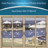 BuitenSchuifdeuren van de Schuifdeuren van het aluminium de Binnenlandse