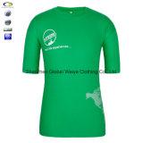 Taille faite sur commande S M L XL XXL Xxxl de T-shirt d'usine de la Chine