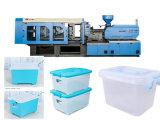 Máquina plástica de la fabricación de cajas del almacenaje
