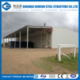 Здание стальной структуры с всем обязательно вспомогательным оборудованием