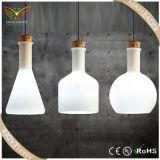 hängende Leuchten für weiße Dekoration des Glases E14 (MD7372)