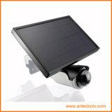 太陽保安用カメラの無線WiFi IP 360のパノラマ式の広い眺め