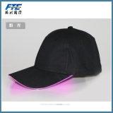 Estilo de la manera de la alta calidad el nuevo se divierte el casquillo del béisbol LED
