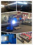 Do CNC padrão da câmara de ar e da tubulação do quadrado da sustentação de Aws cortador de aço do plasma Tekla