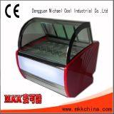 Китайский витринный шкаф мороженного