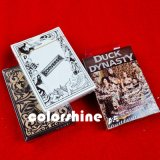 Conjunto del libro de la tarjeta de la impresión del póker de la muchacha de Suquare