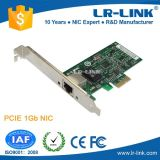 Lrec9201CT PCI-Express X1 10/100/1000Mbps Network Adapter Card (Intel 82574 Based) Compatible mit Expi9301CT Support Pxe Bootrom
