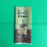Sac d'emballage de café d'étanchéité moyen avec gousset latéral