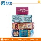 Papel de embalaje de jabón Caja de colores