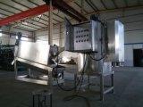 Tipo caldo stabilimento di Mydl di vendita di trasformazione delle acque di rifiuto del decantatore dell'acqua