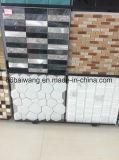 Mosaïque de mur de salle de bains