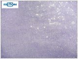 Design populaire 100 Polyester Mesh Fabric de Sequin Net Embroidery Fabric