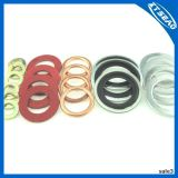 mm에 있는 NBR Rubber와 Metal Washer Gasket