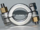 Braçadeira resistente do Tc da braçadeira do aço inoxidável