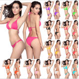Señora atractiva caliente eliminada Bikini Swimwear de la manera