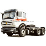 Mercedes Benz Beiben Powerstar Tractor Head Truck 6X4 North Benz Competitivo para Scania Truck