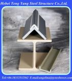 ガラス繊維によってPultruded補強されるプラスチックGRP/FRPのプロフィール