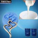 Deux composants Tin silicone pour Résine Artisanat
