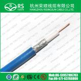 Tipo cable coaxial de Italia de 75ohm Sat501 para el sistema de Satellite/CCTV