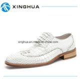남자 가죽 신발 손은 고품질에서 만든다