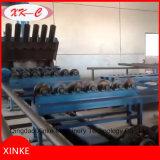 Staubfreie startende Stahlkrümmer-Rohr-Schuss-Böe-Reinigung-Maschine