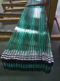 10 mm de alta calidad de cristal claro templado para el ferrocarril y la escalera