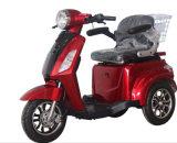 ثلاثة عجلات درّاجة ثلاثية كهربائيّة لأنّ [ديسبلد&ولد] الناس