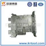 Druckguß für Aluminiumschmierölfilter-Unterseiten-Gehäuse-Shell-Fall-Fabrik