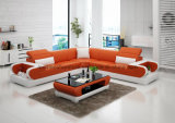 G8002bの贅沢な別荘の家具デザイン現代角のソファー