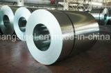 Bobina de acero galvanizada sumergida caliente de la tira de acero