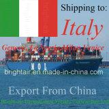 Remetente de frete do transporte do serviço de transporte do mar de China a Milão, Milão, Nápoles, Napoli, Roma