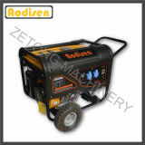 6kw/7kVA 8000 de Digitale Elektrische Draagbare Generator van de Benzine Ohv