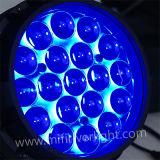 방수 LED 동위 급상승 19*15W 단계 점화