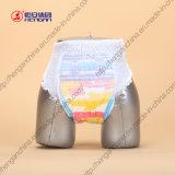 Couche-culotte remplaçable de bébé de niveau élevé superbe d'absorptivité