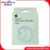 Кабель данным по USB 2.0 заряжателя вспомогательного оборудования мобильного телефона для iPhone7
