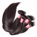 Цвет волос бразильского выдвижения человеческих волос прямой естественный