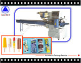 Tipo de conducción servo Ice Lolly Packing Machinery