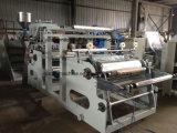 Ybpvc-600mm Kurbelgehäuse-Belüftung, das Film-Herstellung-Maschine mit einzelnem Extruder einwickelt